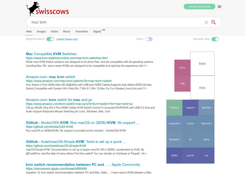 Swisscows image